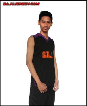 Bikin Desain Baju basket