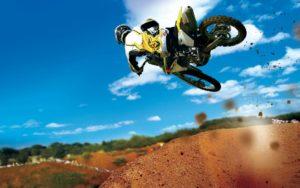 Seragam motocross