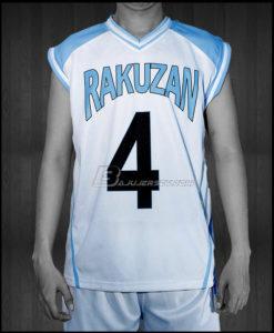 Bikin Jersey Basket