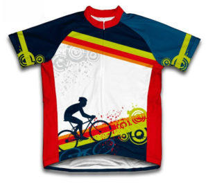 Jersey Sepeda Motif unik