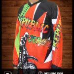design baju motocross
