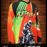 design kostum motocross