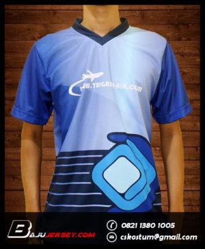 Gambar Kaos Futsal Printing